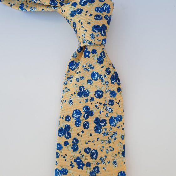 corbata liberty amarillo pastels