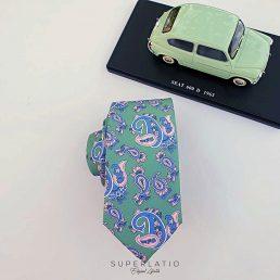 corbata verde pailey